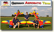 GERMAN AEROBATIC TEAM